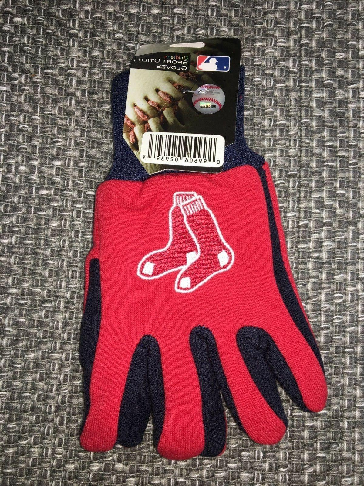 Boston Sox Gloves comfortable youth