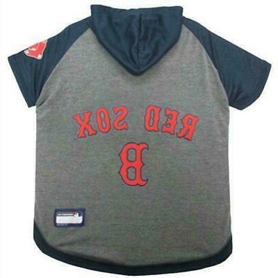 boston red sox pet hoodie t shirt