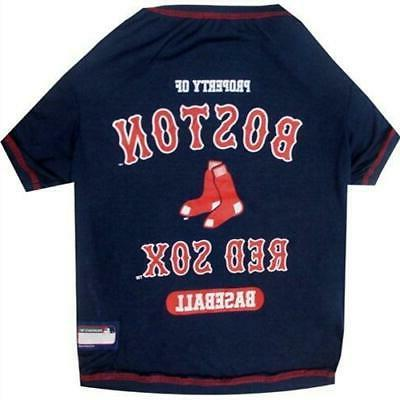 boston red sox pet t shirt
