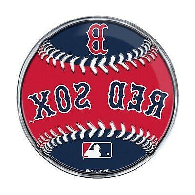 boston red sox round baseball ce3 aluminum