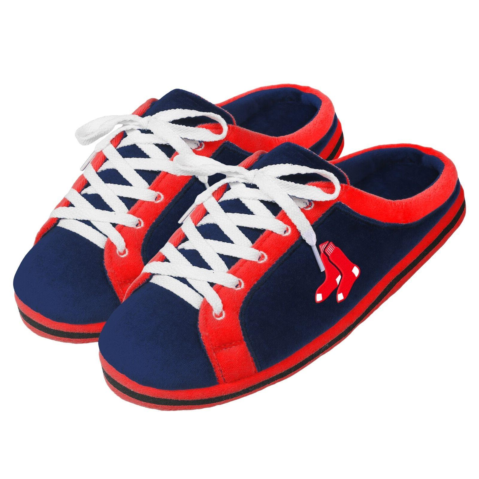 boston red sox sneaker slippers mlb new