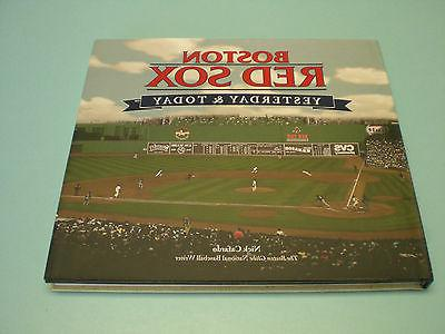boston red sox yesterday and today book