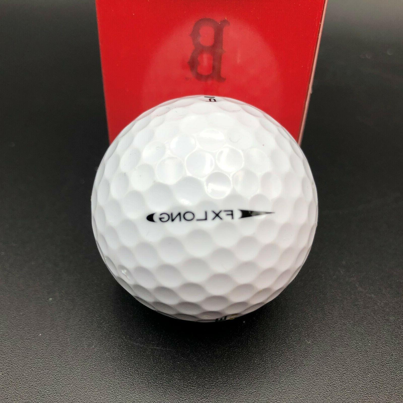 Dozen Red Pinnacle Long Golf 12
