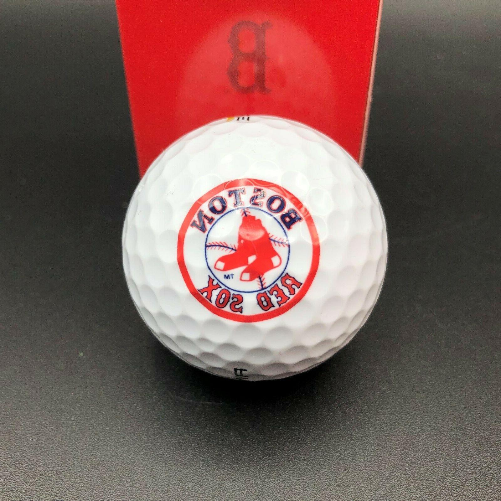 Dozen Boston Sox Pinnacle Golf 12