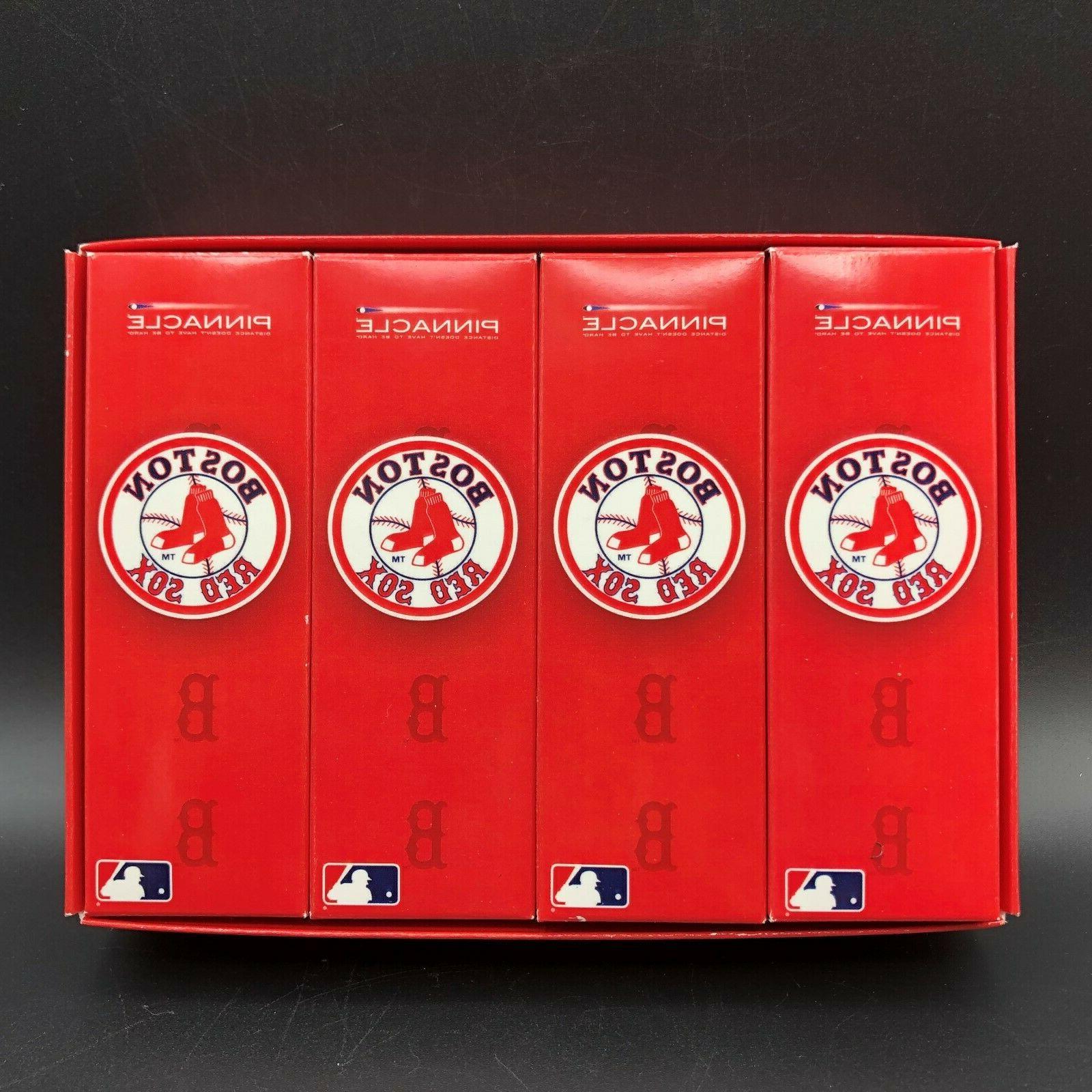 Dozen Boston Red Sox Pinnacle Gold FX 12