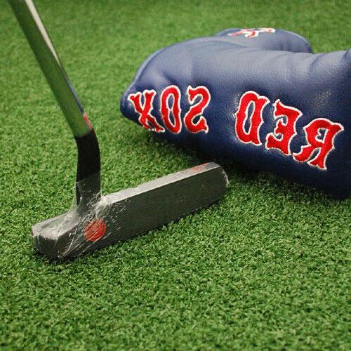 golf duke putter mlb boston red sox