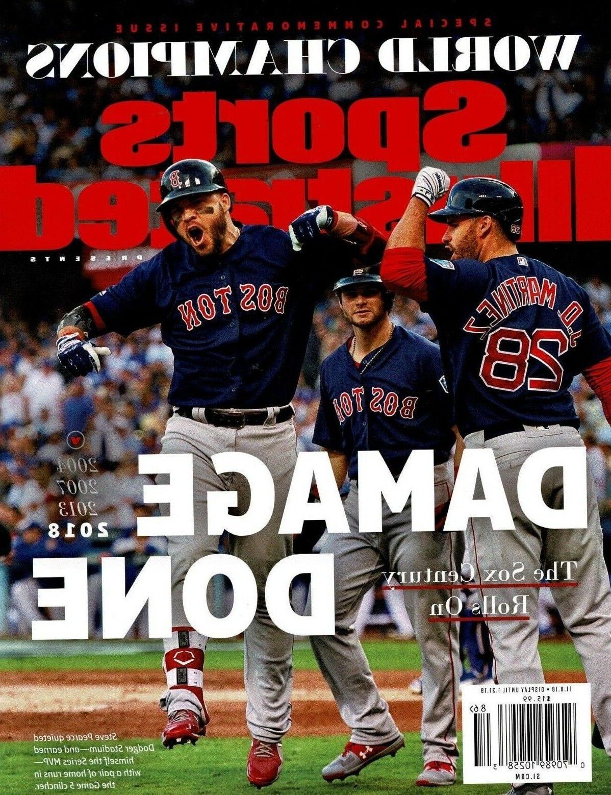 ln sports illustrated boston red sox 2018