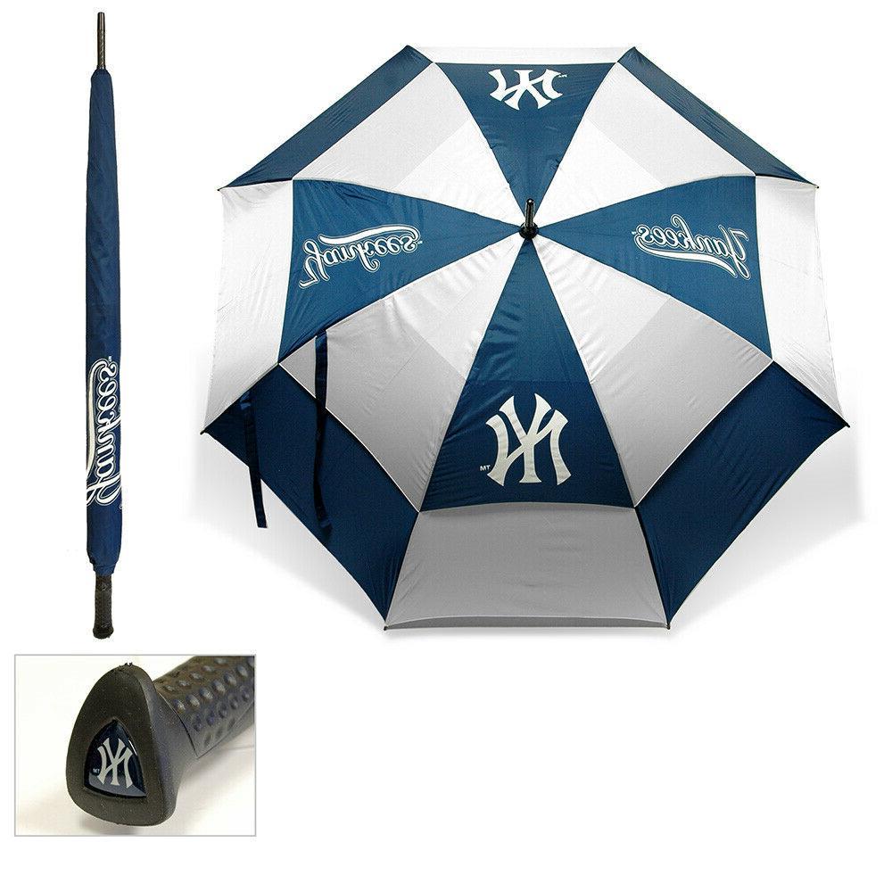 mlb 62 umbrella double canopy and team