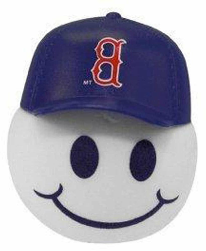 industries boston red sox baseball cap antenna