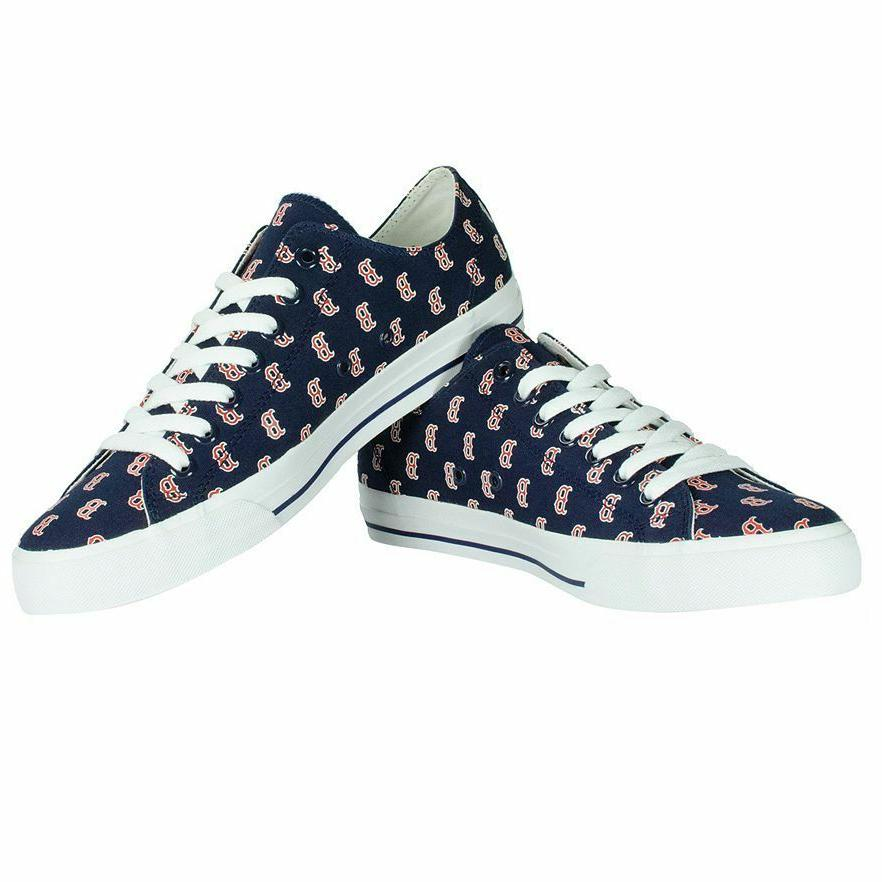 mlb boston red sox victory sneakers men
