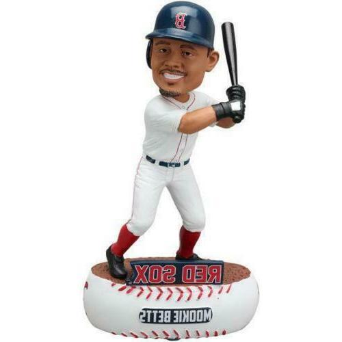 Mookie Boston Red Sox MLB Bobblehead Special New