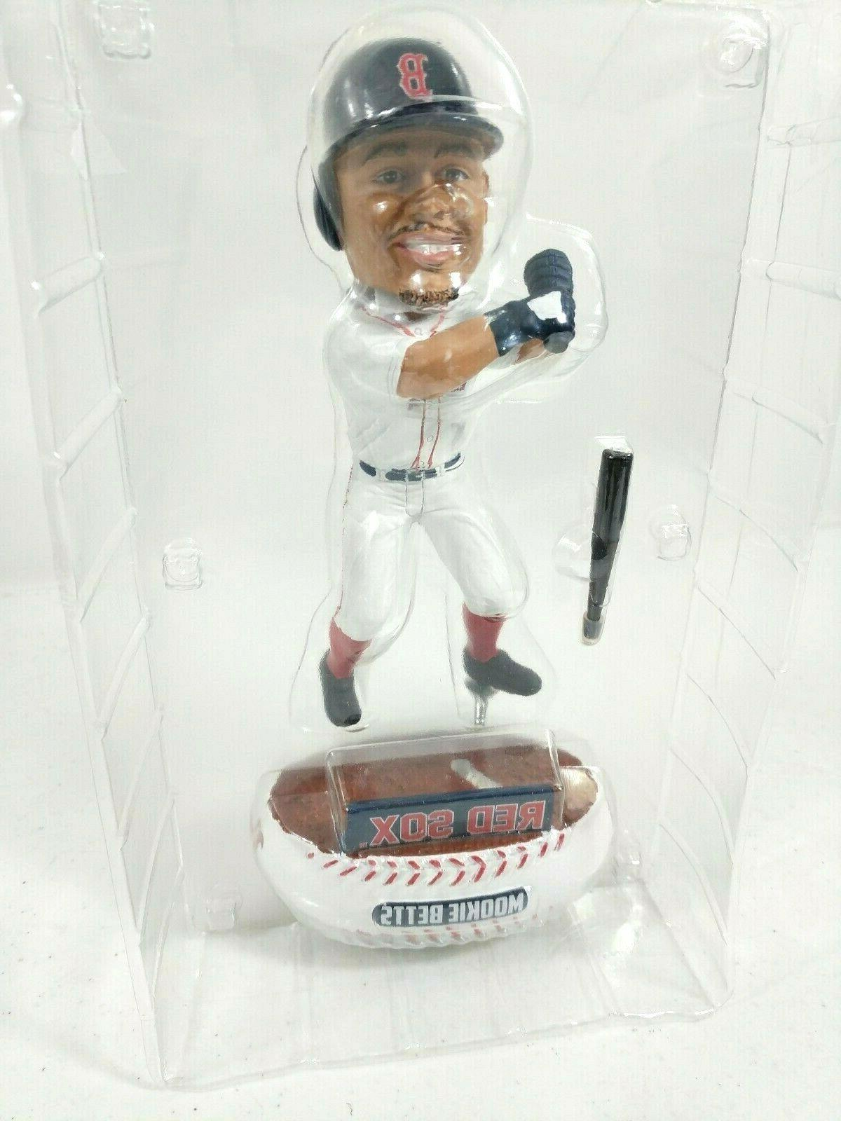 """Mookie Betts Boston Sox Special 9"""" New"""