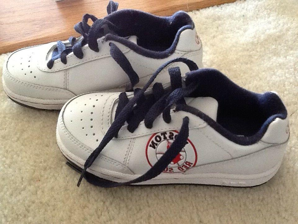 new boston red sox toddler shoes size
