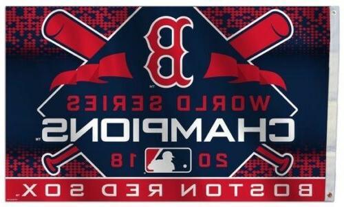 new boston red sox world champions mlb