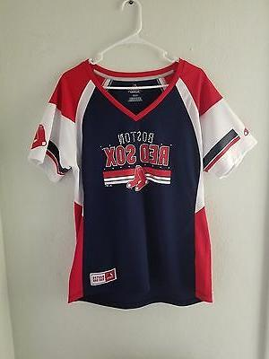 new mlb apparel boston red sox v