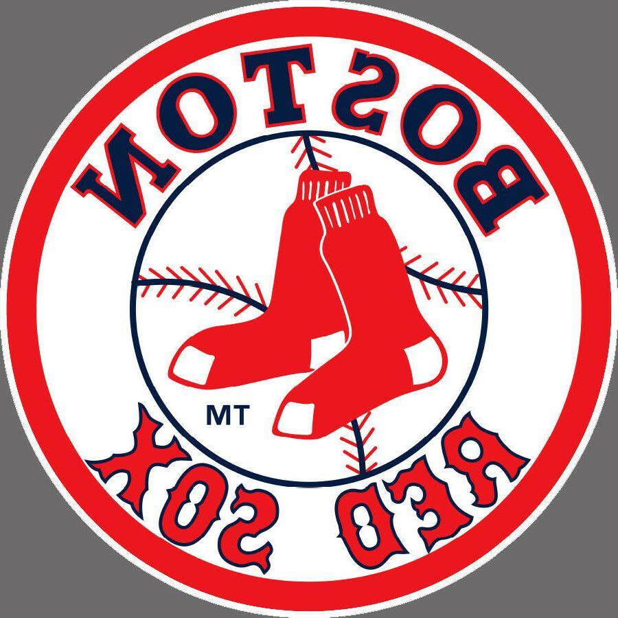 Wall Decal Sox Logo Decor Art Sport