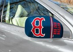 Licensed MLB Boston Red Sox Car Mirror Covers  - Trucks/Larg
