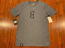 Nike Men's Boston Red Sox Fan DNA Dri Fit Jersey Shirt Med