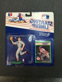 Mike Greenwell Boston Red Sox 1989 SLU Starting Lineup Figur