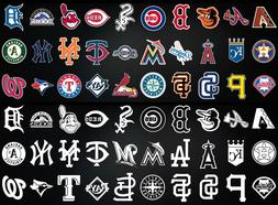 MLB Baseball window bumper sticker vinyl decals