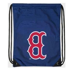 MLB Boston Red Sox Drawstring Back Pack Back-Sack Backpack