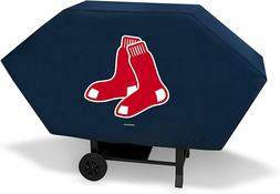 Sparo MLB Boston Red Sox Executive Grill Cover X-Large Heavy