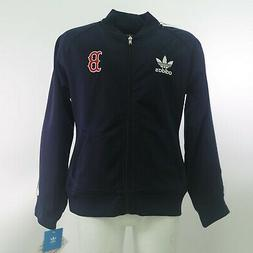 MLB Boston Red Sox Light Full Zip Jacket Official MLB Attire