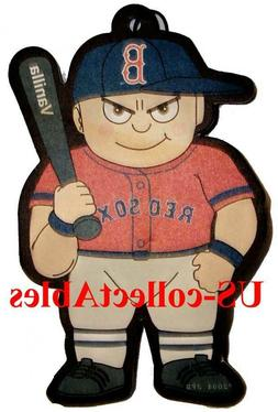 MLB Boston Red Sox Lil Sports Brat Player Air Freshener Rare