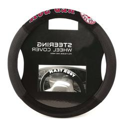 MLB Boston Red Sox  Mesh Steering Wheel Cover