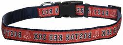 Pets First MLB Boston Red Sox Pet Collar ALL SIZES