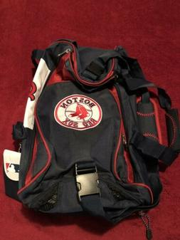 MLB BOSTON RED SOX SHOULDER STRAP CANVAS DUFFLE BAG CARRY-ON
