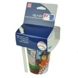 MLB Boston Red Sox Sip N Go Pack of 3 10oz Cups Kids Juice D