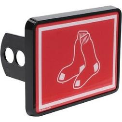 MLB Boston Red Sox Trailer Hitch Cap Cover Universal Fit by