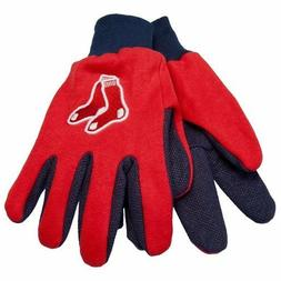 mlb boston red sox utility gloves or