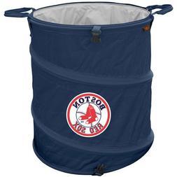 Logo Chairs mlb-trash-can MLB Trash Can Team: Boston Sox