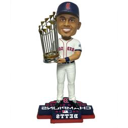 MOOKIE BETTS BOSTON RED SOX 2018 WORLD SERIES CHAMPIONS BOBB