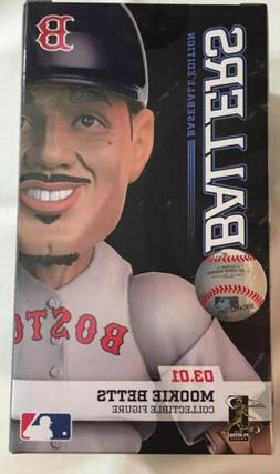 Mookie Betts Boston Red Sox Sports Crate BALLERS Figure New