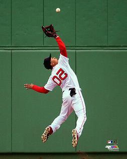 Mookie Betts SUPERFLY Boston Red Sox Amazing Catch Premium 1