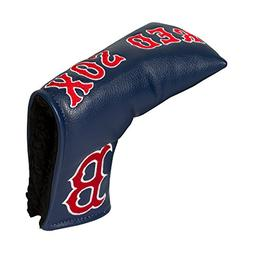 NEW Team Golf NCAA Boston Red Sox Vintage Blade Putter Cover