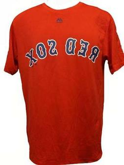 New Boston Red Sox Mens Size S-M-L-XL-2XL-3XL Majestic Coolb