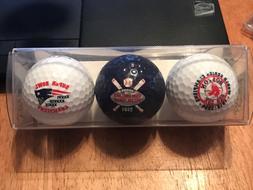 New England Dream Teams  TC2 Tour golf balls EnjoyLife Inc P