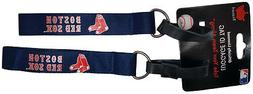 Set of 2 Boston Red Sox Officially Licensed Luggage Tag KeyC