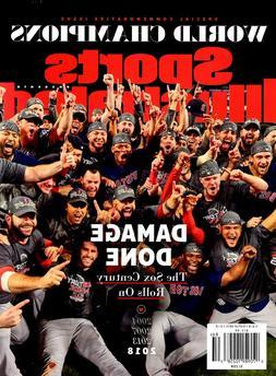 sports illustrated magazine commemorative 2018 champions cov