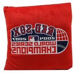 The Original Boston Red Sox 2004 & 2007 World Series Pillow