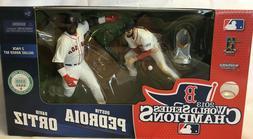 McFarlane Toys Boston Red Sox Championship Ortiz and Pedroia