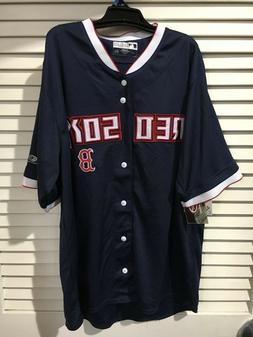 Dynasty Apparel True Fan MLB Baseball Men's Large Boston Red